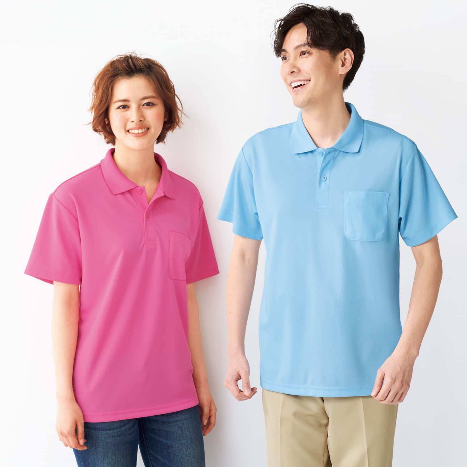 *ポロシャツ